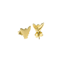 Load image into Gallery viewer, CU JEWELLERY FLY EARRINGS GOLD