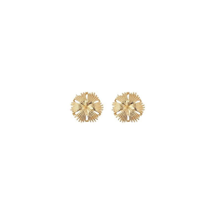 CU JEWELLERY GATSBY SMALL EAR GOLD