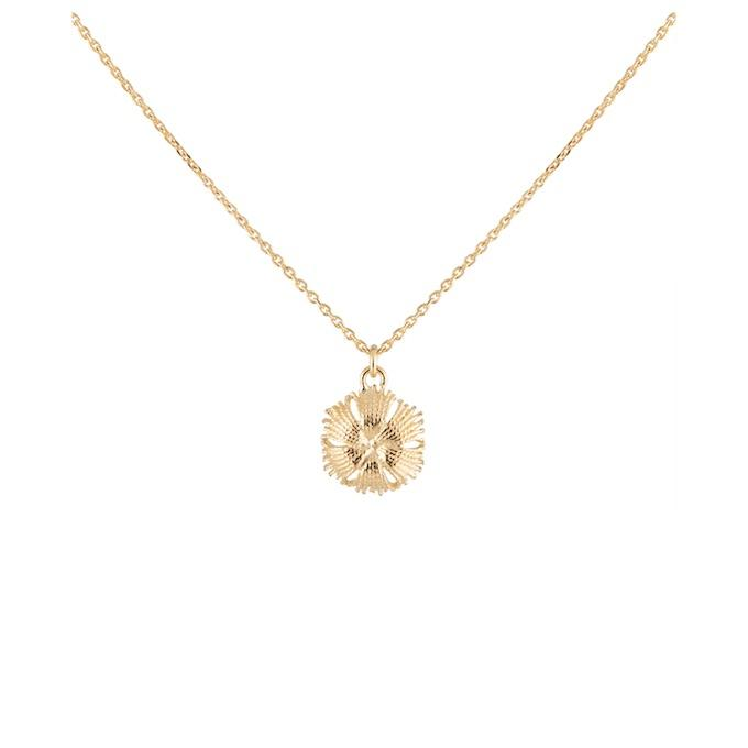 CU JEWELLERY GATSBY SMALL NECKLACE GOLD