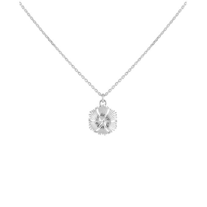 CU JEWELLERY GATSBY SMALL NECKLACE SILVER