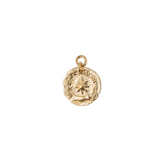 CU JEWELLERY VICTORY COIN GOLD