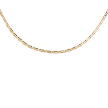 Load image into Gallery viewer, CU JEWELLERY VICTORY PLAIN NECKLACE GOLD