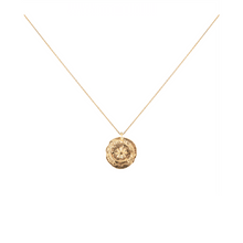Load image into Gallery viewer, CU JEWELLERY VICTORY SHORT NECKLACE GOLD
