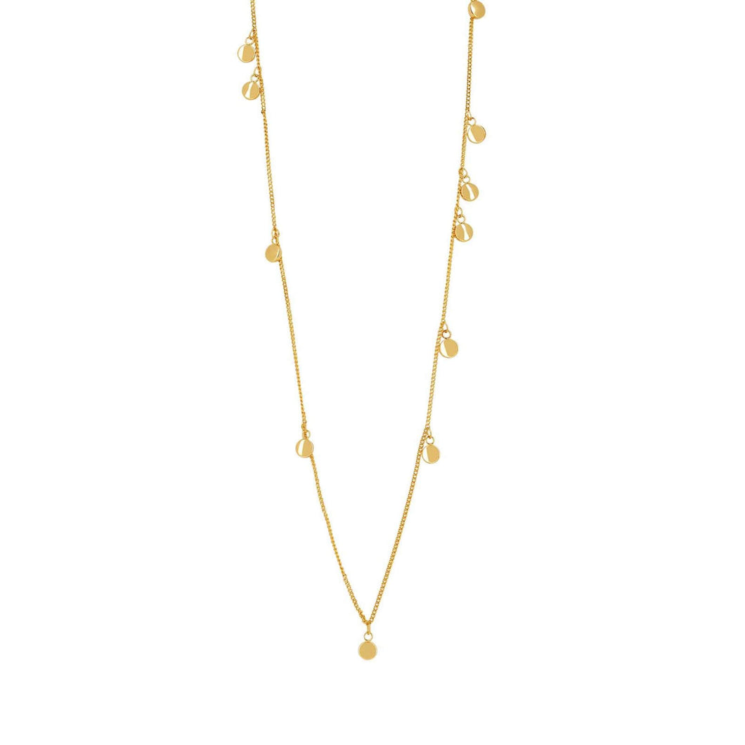 DANSK COPENHAGEN VANITY SINGLE NECKLACE