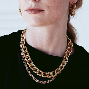EDBLAD LOURDES NECKLACE GOLD