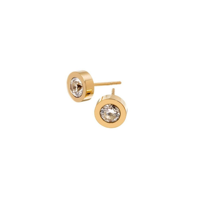 EDBLAD STELLA STUD EARRINGS GOLD