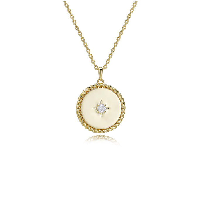 LA MAISON BAGATELLE NOVA NECKLACE GOLD