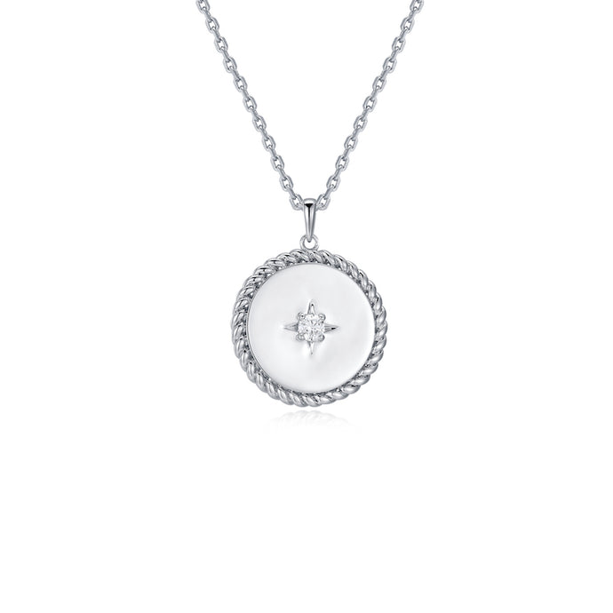 LA MAISON BAGATELLE NOVA NECKLACE SILVER