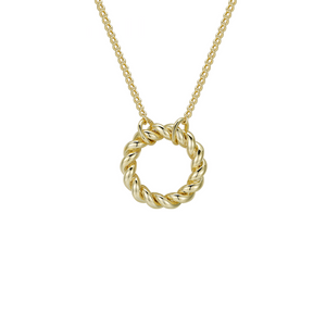 LA MAISON BAGATELLE TWIN NECKLACE GOLD