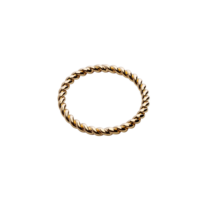 LaMB WIRE RING GOLD