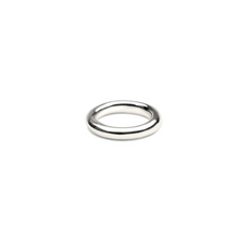 Load image into Gallery viewer, SYSTER P BOLDED RING SILVER