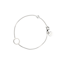 Load image into Gallery viewer, SYSTER P MINIMALISTICA RING BRACELET SILVER
