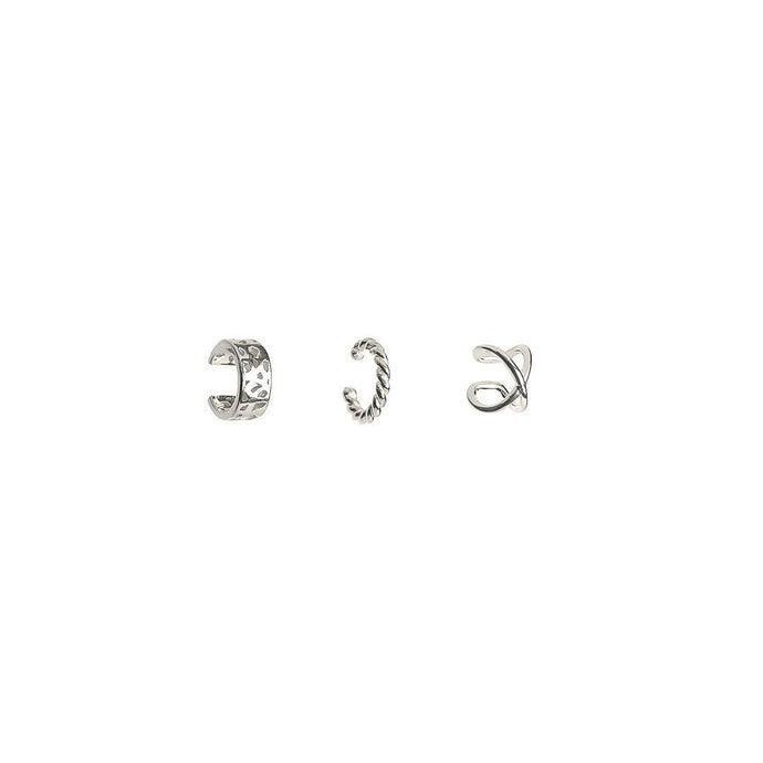 SYSTER P MINI CUFF COLLECTION TWISTED SILVER