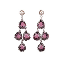 Load image into Gallery viewer, YVONE CHRISTA EARRINGS FANTASY COLLECTION E5232