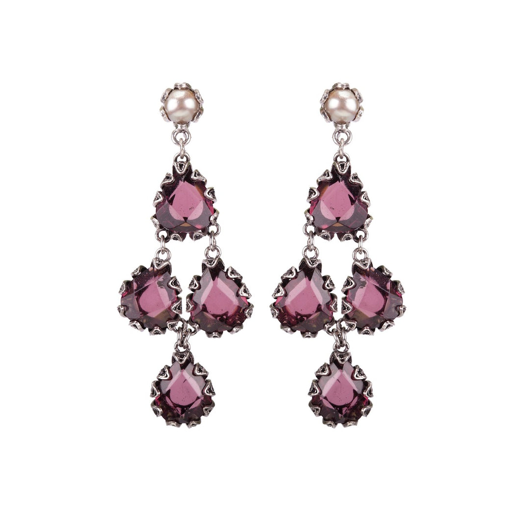YVONE CHRISTA EARRINGS FANTASY COLLECTION E5232