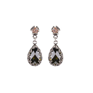 YVONE CHRISTA EARRINGS RED DELIGHT COLLECTION E5027
