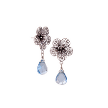 Load image into Gallery viewer, YVONE CHRISTA NY EDELWEISS COLLECTION EARRINGS
