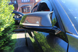 BMW Carbon Fibre 'M' Style Mirror Covers