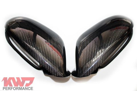 Audi A6/S6/RS6 C7 Carbon Fibre Mirror Covers