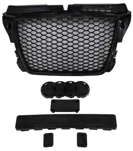 Audi A3 8P (Facelight) Honeycomb Grille