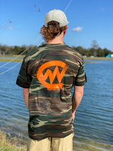 Load image into Gallery viewer, VWC 2021 T-shirt Green Camo