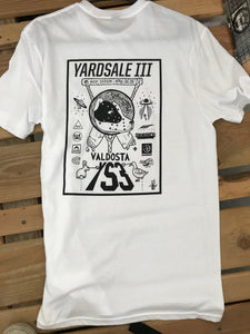 Yardsale 3 Official Event Shirt