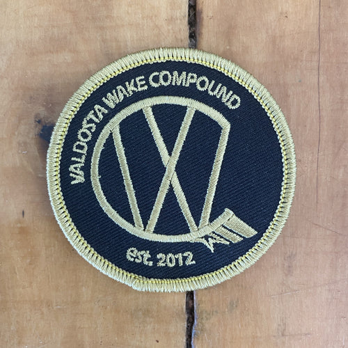 VWC Custom Patches