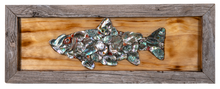 Load image into Gallery viewer, Abalone Inlayed Trout Fish