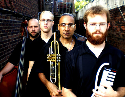 nick maclean quartet feat. brownman