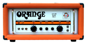 Orange AD200 Bass MK3 - DUMMY BASS HEAD