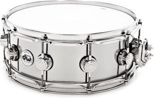 DW Collector Series Steel 14x5.5 Snare