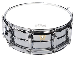 "Ludwig 400 Steel 14""x5"" Snare"