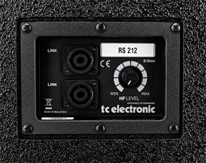 TC Electronics RS 212