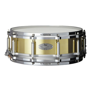 "Pearl Free Floater Brass 14""x5"" Snare"