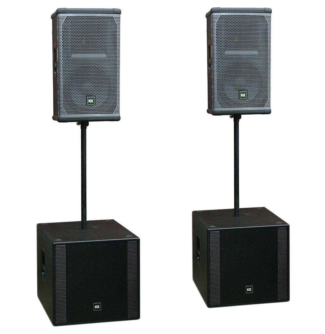 Kx Audio KV Series