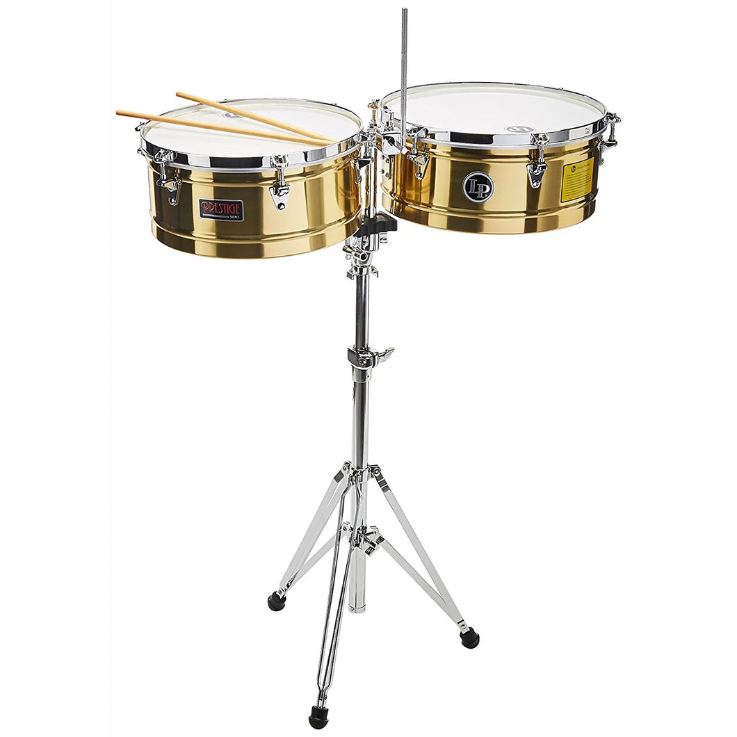 LP Brass Timbales