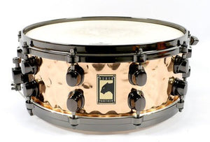 "Mapex Phosphor Bronze Black Panther 14""x5.5"" Snare"