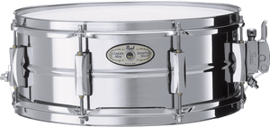 "Pearl Sensitone Steel 14""x5.5"" Snare"