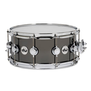 "DW Collector Series Maple Black 14""x5"" Snare"