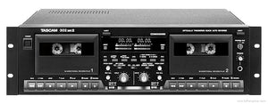 Tascam 302 Twin Tape Deck