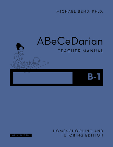 *NEW* Teacher Manual B1