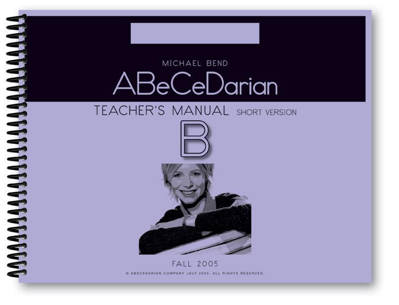 Teacher Manual Level B (Short Version)