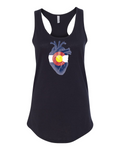 Colorado Heart Ladies Tank