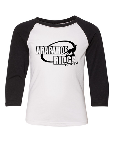 Arapahoe Ridge Youth Raglan