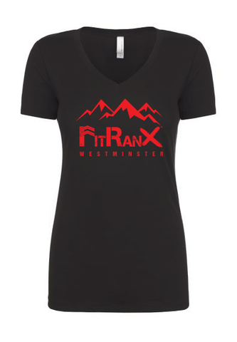 FitRanx Ladies V-neck