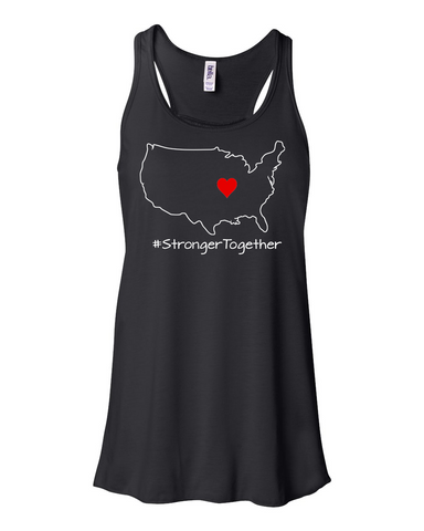 Stronger Together Ladies Tank