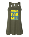 Surge for Life Ladies Tank