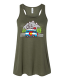 Colorado Bus Ladies Tank
