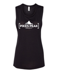 Pikes Peak Ladies Muscle Tee