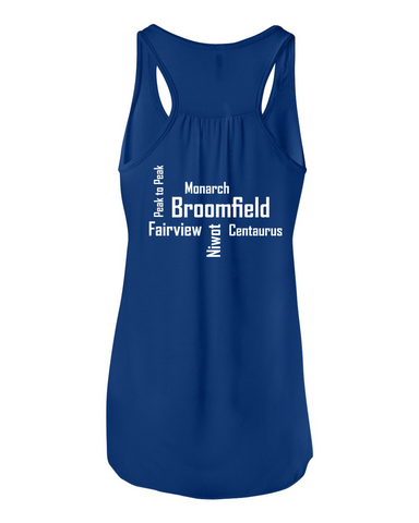 BVSD Water Polo Ladies Tank